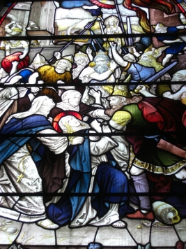 St. Osyth meets her death