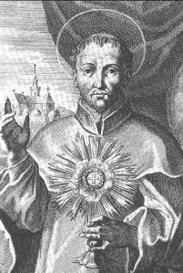 St. Norbert, Apostle of the Blessed Sacrament