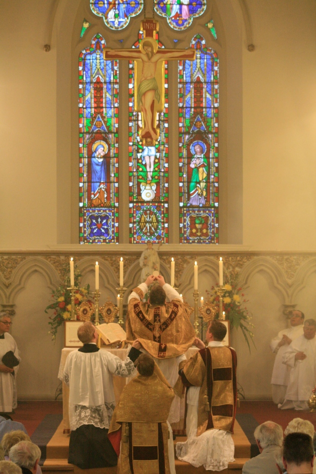 Solemn High Mass for the Feast of OHF Norbert