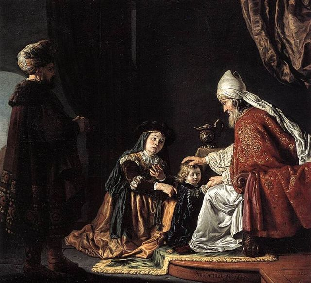 Victors Presentation of Samuel
